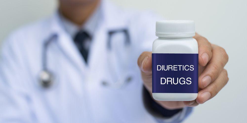 Penyebab asites biasanya ditangani dengan pemberian obat diuretik