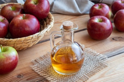 Cuka apel bisa dijadikan pilihan masker penghilang flek hitam