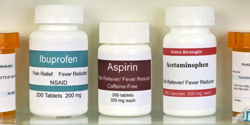 Obat nyeri haid yang bisa dibeli bebas di apotek ada ibuprofen dan aspirin