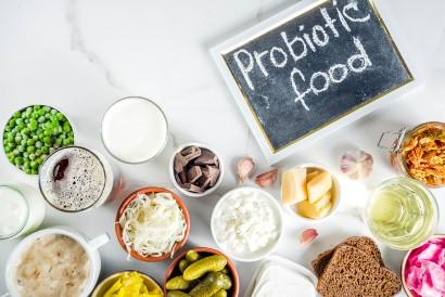 Salah satu obat maag untuk anak adalah makanan probiotik