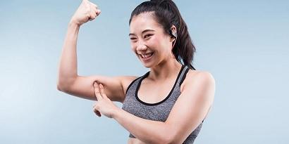 Latihan Kettel bell bisa melatih otot