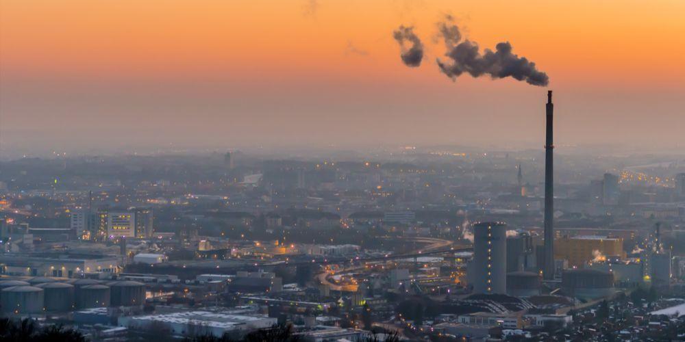 Pencemaran udara salah satu jenis pencemaran lingkungan