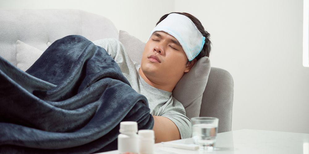 Demam adalah gejala penyakit infeksi paling umum