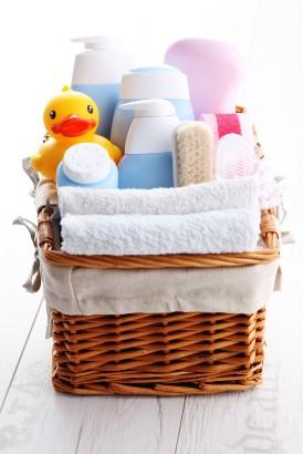 Produk perawatan kulit bayi baru lahir haruslah mengandung bahan-bahan yang aman