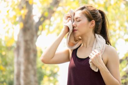 Latihan yang intens dapat menyebabkan pusing setelah berolahraga
