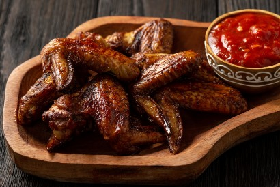 Resep chicken wings pedas ala pizza hut yang bisa dibuat sendiri di rumah