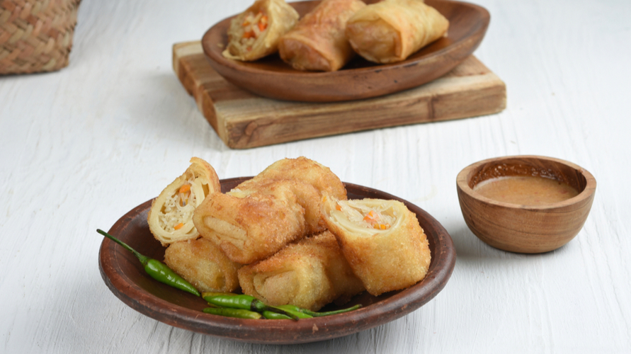 Risoles sayur bisa ditambahkan bihun untuk variasi rasa