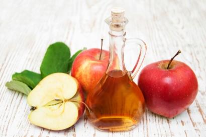 Sari cuka apel mengandung pengawet kalium sorbat
