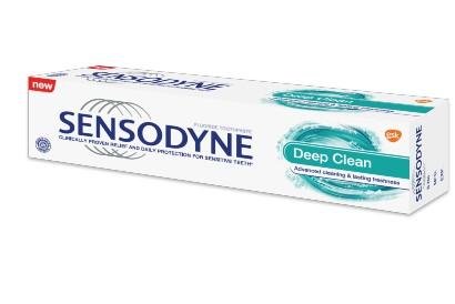 Sensodyne adalah pasta gigi khusus gigi sensitif
