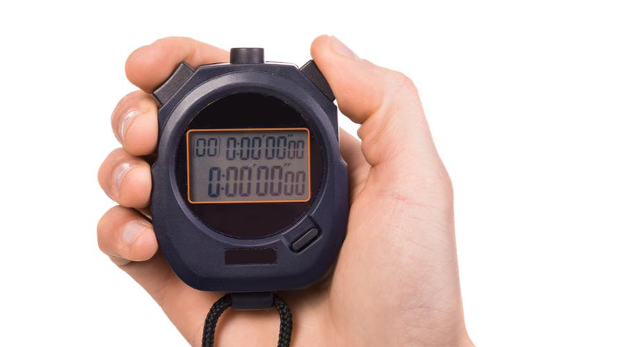 Cara menghitung kontraksi bisa dilakukan dengan stopwatch