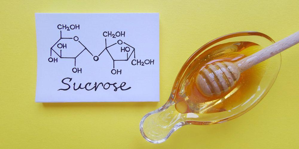 Sukrosa adalah jenis gula disakarida