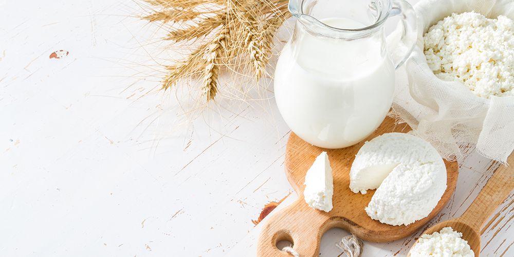 Susu dan keju