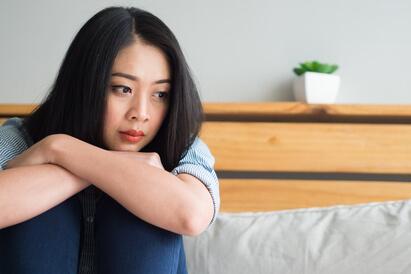 salah satu tanda-tanda PMS adalah perubahan mood yang cepat