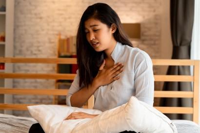 Salah satu dampak penyakit asma adalah perubahan struktur saluran napas