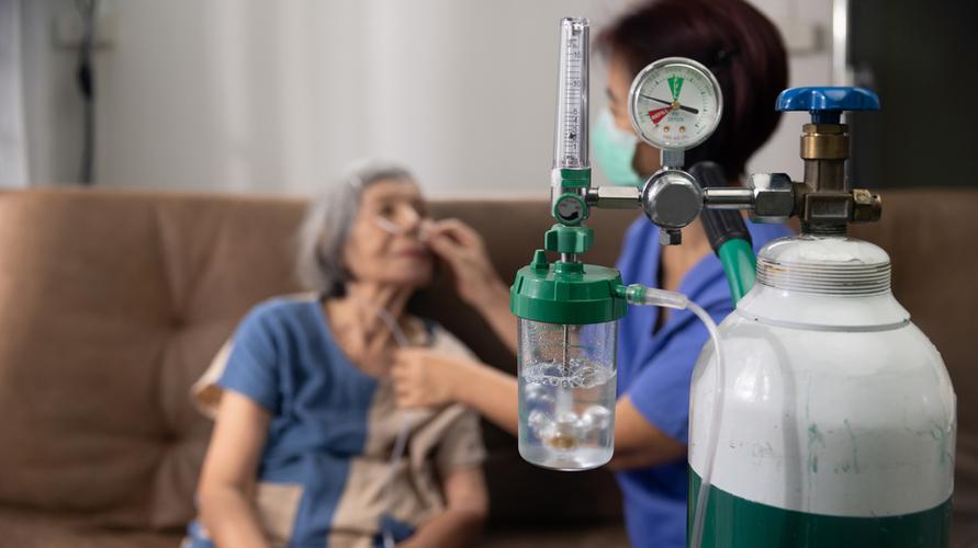 Salah satu pengobatan PPOK adalah terapi oksigen