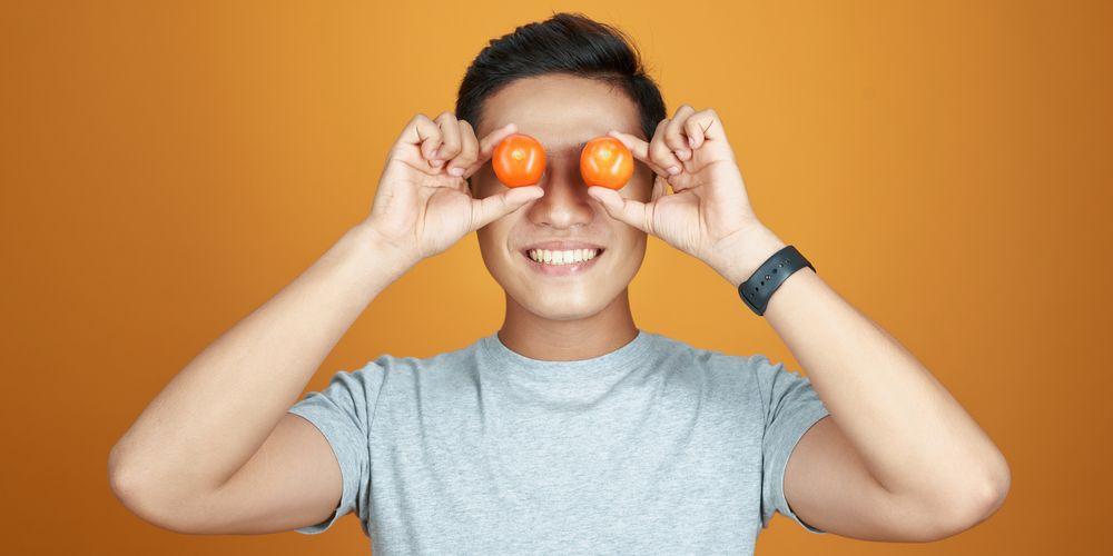 Tomat juga menjadi salah satu buah yang mengandung vitamin A