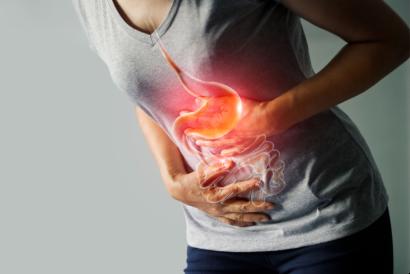 Tukak lambung menyebabkan sakit ulu hati dan sesak napas