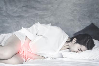 Efek samping bola kegel adalah timbulnya nyeri pada vagina bila dipakai berlebihan