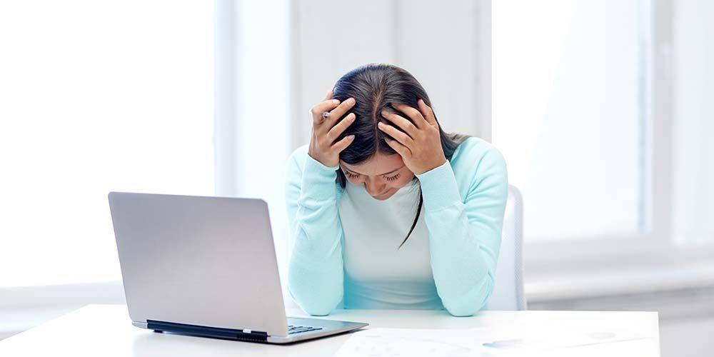 Stres juga bisa picu haid 2 kali sebulan