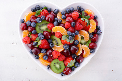 buah rendah kalori