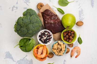 Makanan sehat sumber folat
