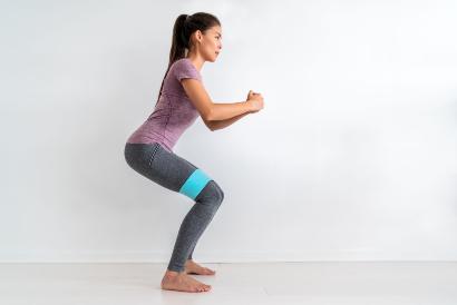 Squat dapat memicu terjadinya hipertrofi otot