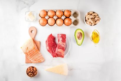 Leusin bisa bersumber dari makanan sehat seperti telur dan kacang-kacangan