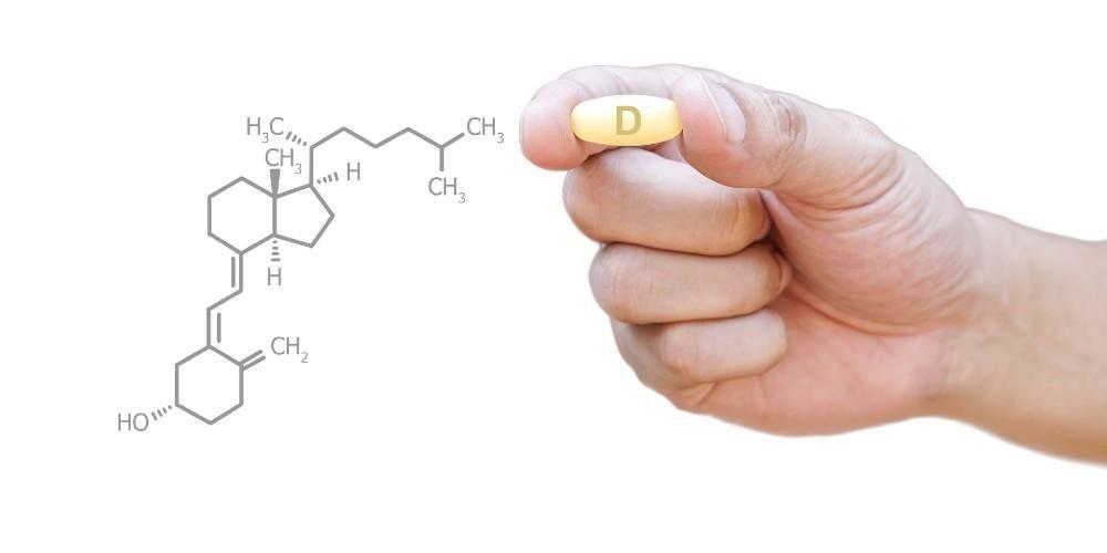Suplemen tulang vitamin D berfungsi mengoptimalkan penyerapan kalsium di dalam tubuh