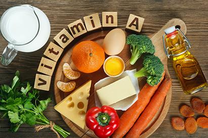 Vitamin untuk anak yang sering sakit salah satunya adalah vitamin A